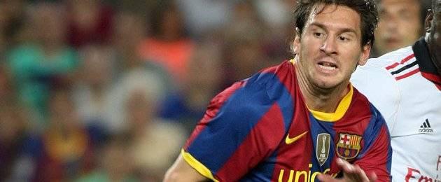 Abyste se dostali do médií, nemusíte být Messi.
