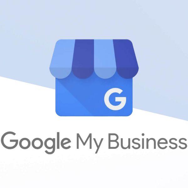 Logo Google My Business Marco komunikační agentura